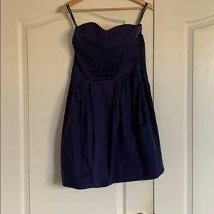 Sweetheart, strapless Cynthia Rowley Dress